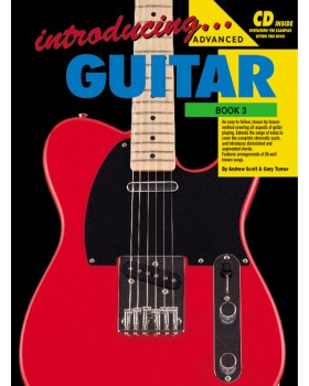 Introducing Guitar - Book 3 - Teach Yourself How to Play Guitar