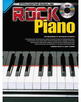 Progressive Rock Piano - Teach Yourself How to Play Piano