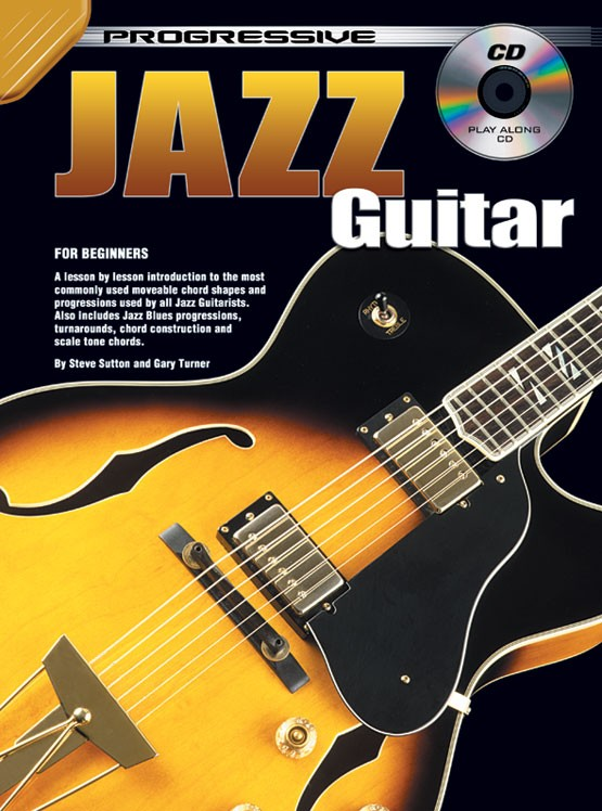 How to play guitar jazz guitar lessons for beginners progressive jazz guitar teach yourself how to play guitar ccuart Images
