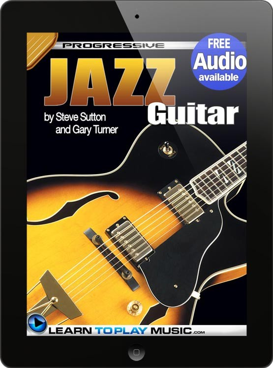 how to play guitar jazz guitar lessons for beginners. Black Bedroom Furniture Sets. Home Design Ideas