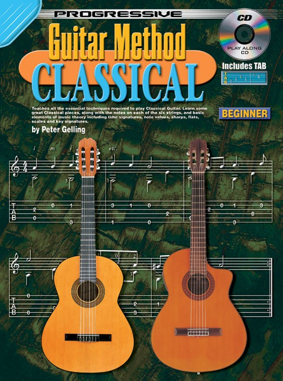 how to play classical guitar music