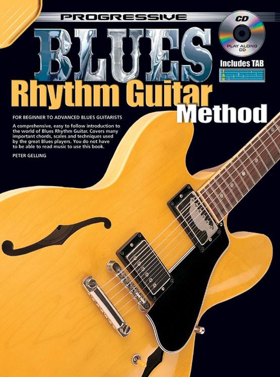 progressive blues rhythm guitar method. Black Bedroom Furniture Sets. Home Design Ideas