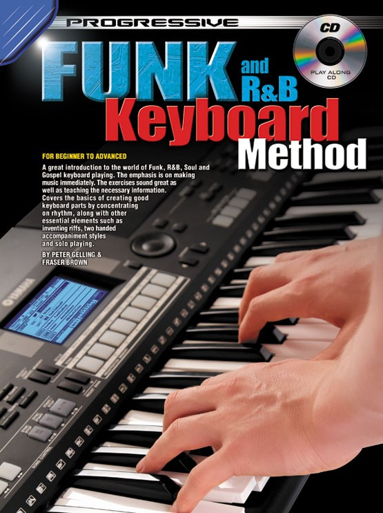 Progressive Funk And RB Keyboard Method