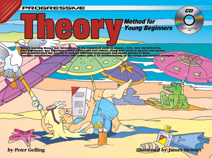 Image Result For Progressive Music Theory For Young Beginners