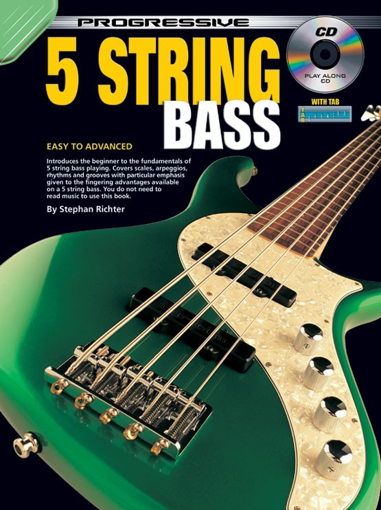 learning to play the string bass Single string studies for 5 string bass guitar volume one develop four aspects of learning bass guitar at the same time with single string studies for 5.