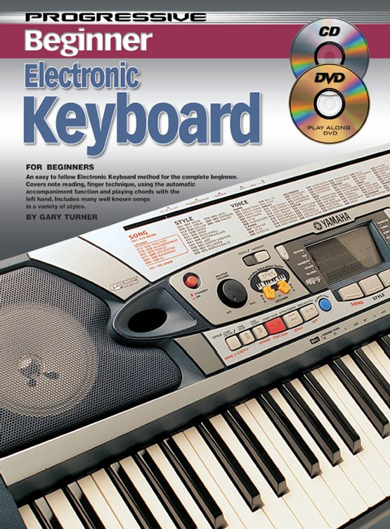 how to learn keyboard by yourself