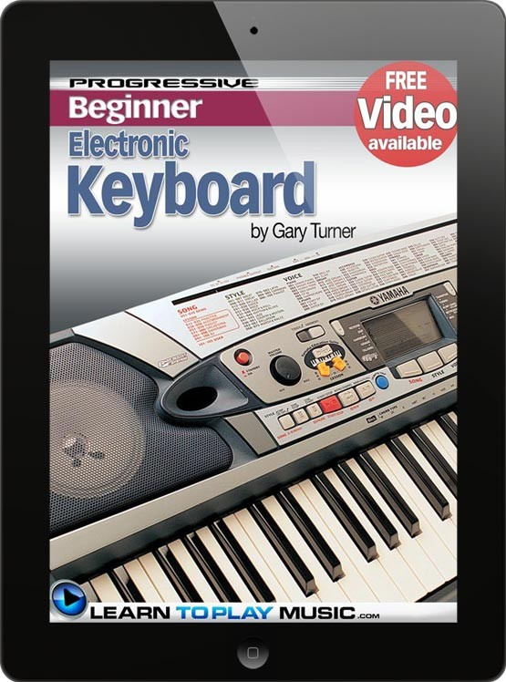 how to play electronic keyboard for beginners
