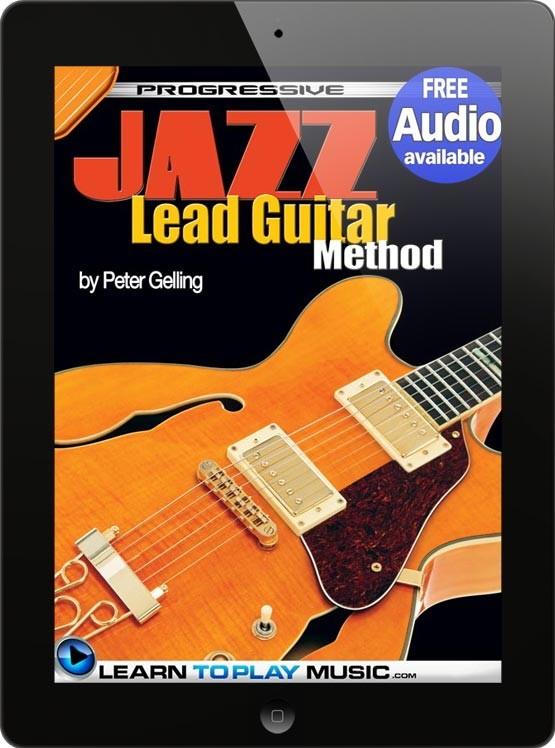 how to play guitar jazz lead guitar lessons for beginners. Black Bedroom Furniture Sets. Home Design Ideas