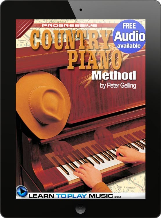 How to Play Piano - Country Piano Lessons