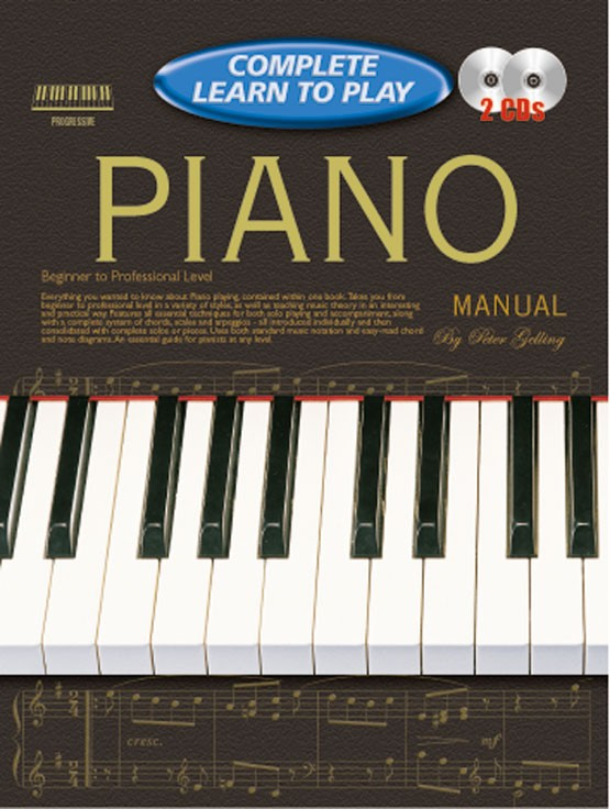 Beginners Guide to Playing Piano: 19 Steps