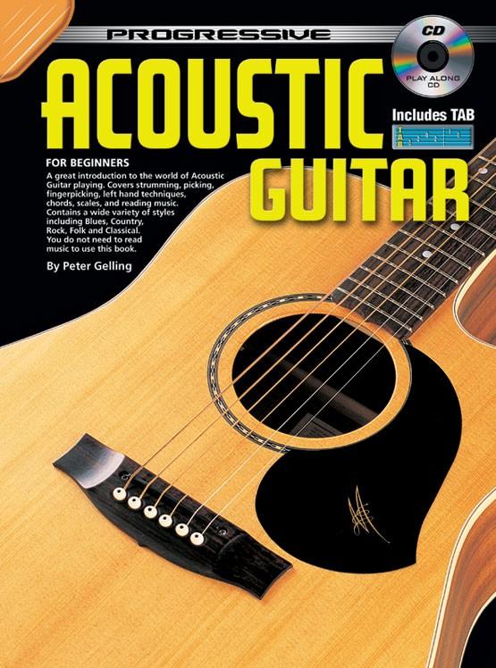 Progressive Acoustic Guitar