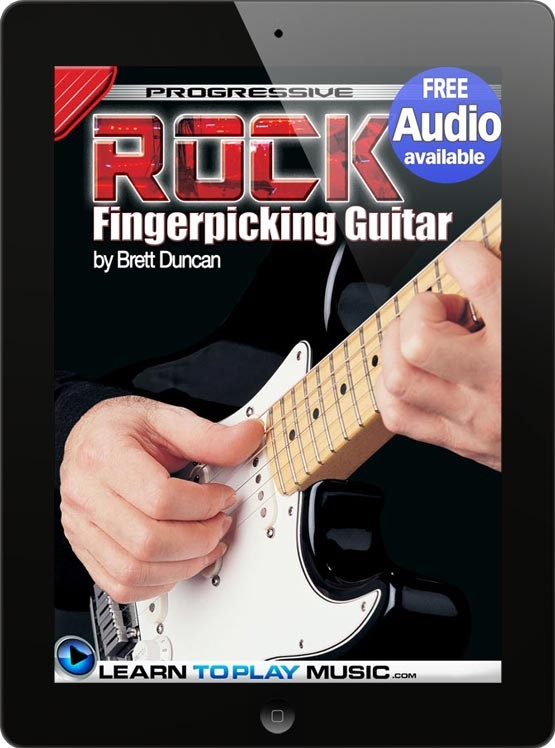 how to play guitar rock fingerstyle guitar lessons. Black Bedroom Furniture Sets. Home Design Ideas