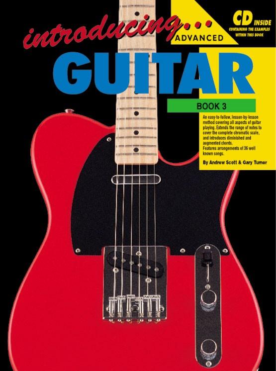 introducing guitar book 3. Black Bedroom Furniture Sets. Home Design Ideas