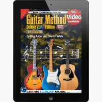 Progressive Guitar Method - Book 1