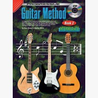 Progressive Guitar Method - Book 2