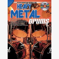 Progressive Heavy Metal Drums