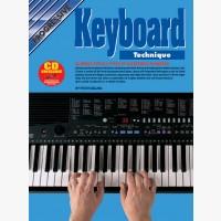 Progressive Keyboard Technique