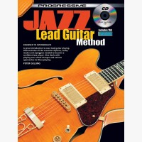 Progressive Jazz Lead Guitar Method