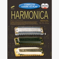 Progressive Complete Learn To Play Harmonica Manual