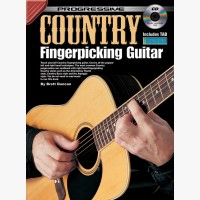 Progressive Country Fingerpicking Guitar