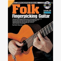 Progressive Folk Fingerpicking Guitar