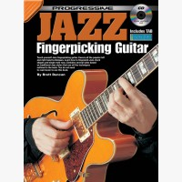 Progressive Jazz Fingerpicking Guitar