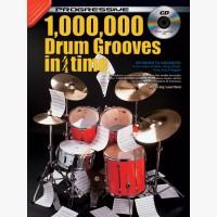 Progressive 1,000,000 Drum Grooves