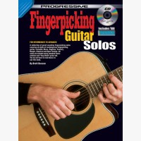 Progressive Fingerpicking Guitar Solos
