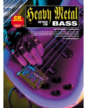 Progressive Metal Bass Method - Teach Yourself How to Play Bass Guitar