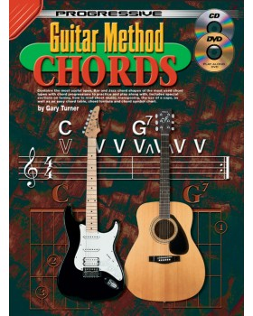 Progressive Guitar Method - Chords - Teach Yourself How to Play Guitar