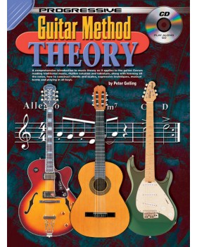 Progressive Guitar Method - Theory - Teach Yourself How to Play Guitar