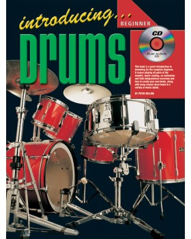 Introducing Drums - Teach Yourself How to Play Drums