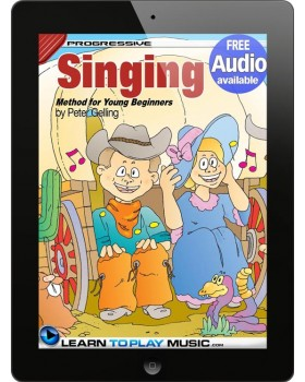 Singing Lessons for Kids - Songs for Kids to Sing (Free Audio Available)