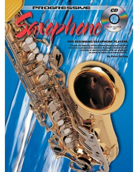 Progressive Saxophone - Teach Yourself How to Play Saxophone