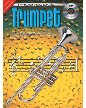 Progressive Trumpet - Teach Yourself How to Play Trumpet