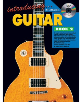 Introducing Guitar - Book 2 - Teach Yourself How to Play Guitar
