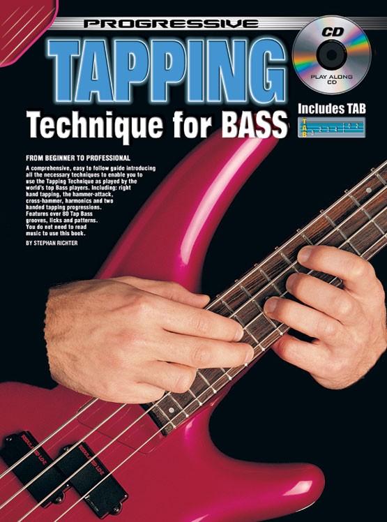 progressive tapping technique for bass. Black Bedroom Furniture Sets. Home Design Ideas