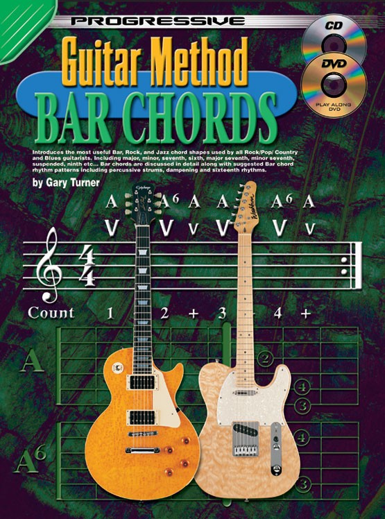 How To Play Guitar Guitar Bar Chord Lessons