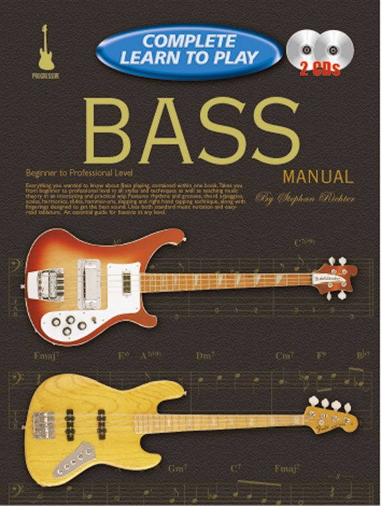 Learn How To Play 3 Movable Bass Chords in 3 Minutes ...