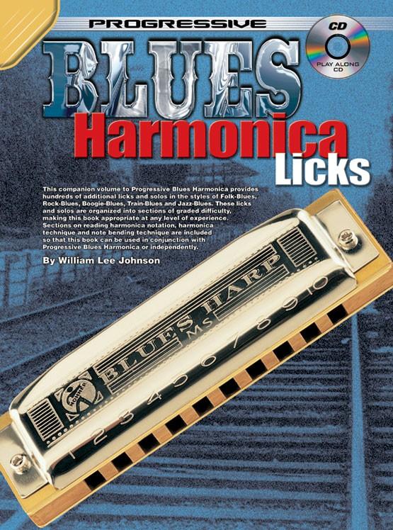 1 beginner blues harmonica lick progressive young