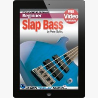 Slap Bass Guitar Lessons for Beginners