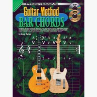 Progressive Guitar Method - Bar Chords