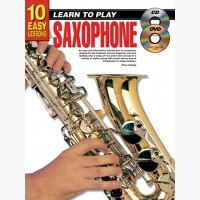 10 Easy Lessons - Learn To Play Saxophone
