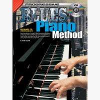 Progressive Blues Piano Method