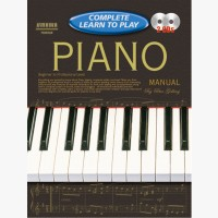 Progressive Complete Learn To Play Piano Manual