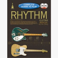 Progressive Complete Learn To Play Rhythm Guitar Manual