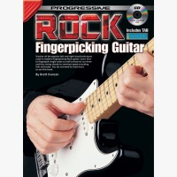 Progressive Rock Fingerpicking Guitar