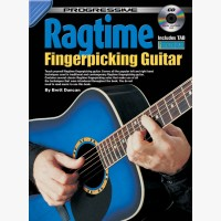 Progressive Ragtime Fingerpicking Guitar