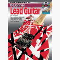 Progressive Beginner Lead Guitar