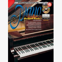 Progressive Piano Method - Book 1